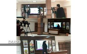 540 دقیقه برنامه آموزشی مقطع ابتدایی تا پایان سال از شبکه استانی اترک پخش می شود