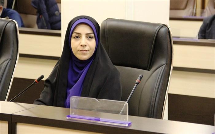 خدیجه معصومی، مدیرکل کتابخانههای عمومی آذربایجانغربی