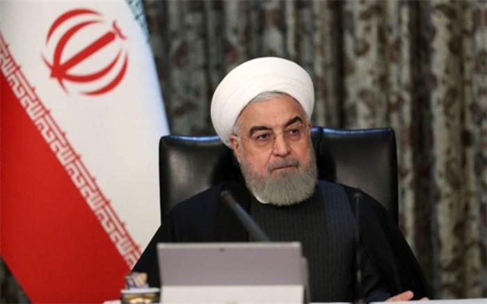 روحانی اقدامات ۴ استان برای مقابله با کرونا را بررسی کرد