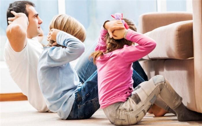 هیجانات راکد فرزندان را در خانه خلاق کنیم