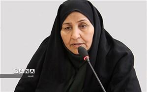 """حضور دانشآموزان کرمانی در پویش ملی """"در خانه بمانیم"""""""