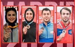 سهمیههای کاراته ایران در المپیک چهارتایی شد