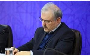 قدردانی  وزیر بهداشت از دانشگاه علوم پزشکی مازندران
