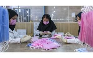 تامین پارچه مورد نیاز تولید لباس های پزشکی و ماسک