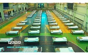 بیمارستان صحرایی نیروی زمینی سپاه در مازندران احداث میشود