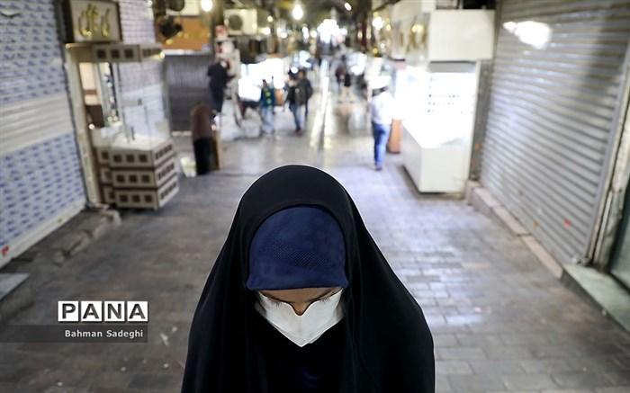 مقابله با کرونا در تهران