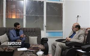 منتخب مردم قزوین در گفتگو با پانا: کمیسیون فضای مجازی را در مجلس یازدهم راه می اندازم