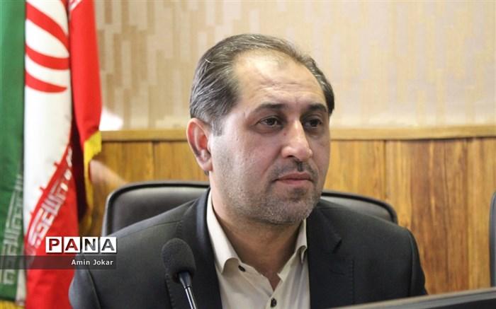 آیین تودیع و معارفه مدیرکل آموزش و پرورش استان فارس