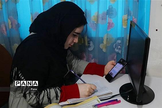 مدرسهمجازی در خانههای دانشآموزان مازندران