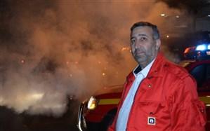 مدیرعامل سازمان آتشنشانی تبریز بر اثر ابتلا به کرونا جان باخت