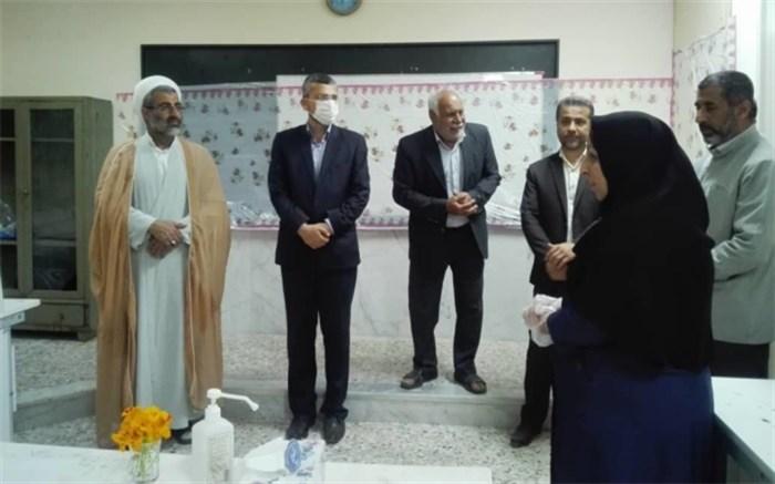 ابراهیم رضایی نماینده منتخب مردم شهرستان دشتستان