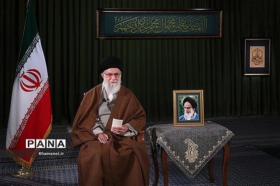 پیام نوروزی رهبر انقلاب اسلامی به مناسبت آغاز سال ۱۳۹۹