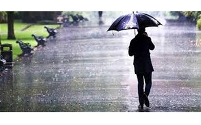 کاهش دما و آغاز بارش باران در گیلان