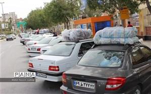 خروج ۳ میلیون مسافر از استانهای درگیر کرونا طی ۴ روز