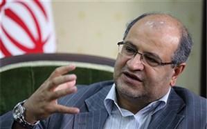 تهران همچنان آلوده به ویروس کرونا