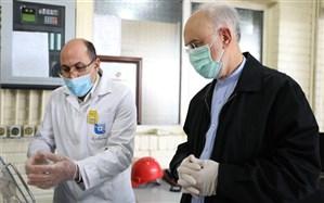 صالحی: سامانه پرتودهی گاما برای تامین نیازهای پزشکی شبانهروز فعالیت میکند