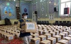 توزیع 500بسته حمایتی بین مددجویان و توان خواهان  اسلامشهر