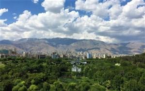 کیفیت هوای تهران مطلوب است