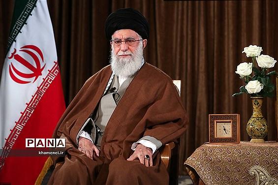 سخنرانی نوروزی رهبر انقلاب اسلامی خطاب به ملت ایران