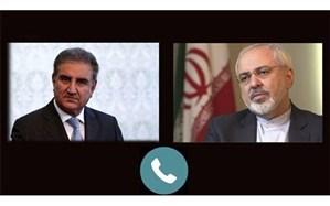 تشکر ظریف از پاکستان به خاطر تلاش هایش جهت رفع  تحریمهای آمریکا علیه ایران