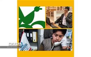 کانون پرورش فکری کودکان و نوجوانان کاشمردر فضای مجازی بااعضا در ارتباط است