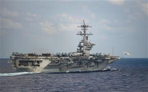 کرونا نظامیان ناوهواپیمابر آمریکا را آلوده کرد