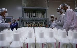 انعقاد قرارداد ۱۰۰ میلیارد ریالی برای تولید محلول و ژل ضدعفونی