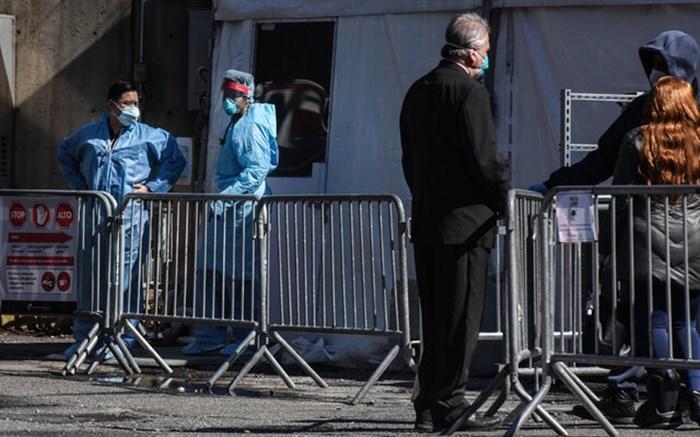 درخواست کاخ سفید از مسافران نیویورک: خودتان را قرنطینه کنید!