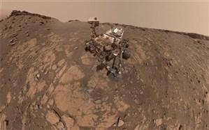 "عکس روز ناسا؛ مریخ نورد ""کنجکاوی"" رکوردی دیگر ثبت کرد"