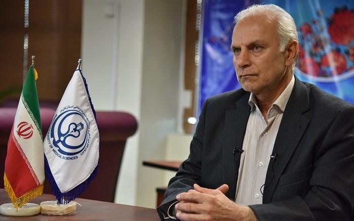 رئیس دانشگاه علوم پزشکی شیراز