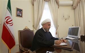روحانی درگذشت مادر شهید سردار همت را تسلیت گفت