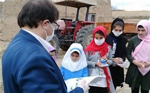 مجاهدان آموزش درکنار مدافعان سلامت+ تصاویر