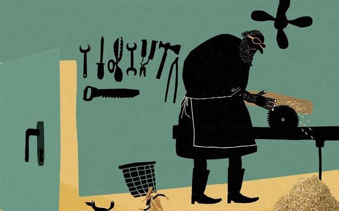 انیمیشن دزد درختها