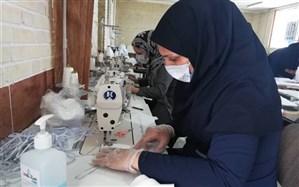 ظرفیت تولید ماسک در کشور ۸ برابر افزایش یافت