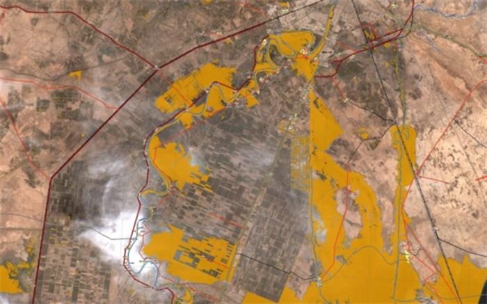 نقش حیاتی نقشههای ماهوارهای در مدیریت بحران