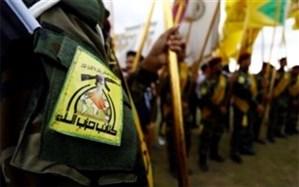 رزمایش گردانهای حزبالله عراق در غرب بغداد