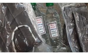اوقاف ۲۰۰۰ بسته بهداشتی در بهشهر توزیع کرد