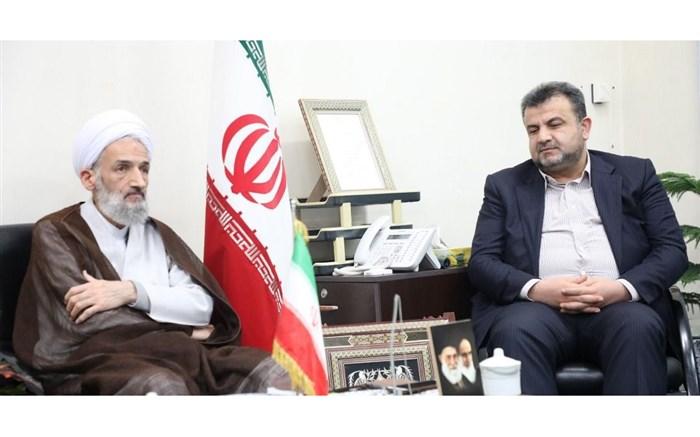 استاندار ونماینده ولی فقیه در مازندران