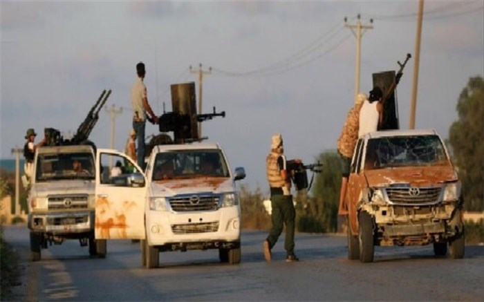 درخواست شورای امنیت برای آتشبس فوری در لیبی
