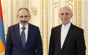 دیدار سفیر ایران با نخستوزیر ارمنستان
