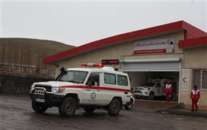 آماده باش هلال احمر زنجان درخصوص سیلاب احتمالی