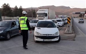 جلوگیری از ورود بیش از  ١٠٠ خودرو با پلاک غیربومی به رشت