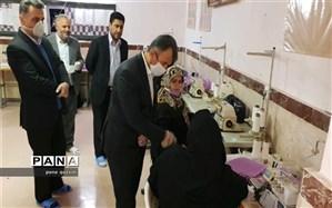 تولید ماسک و اقلام بهداشتی در 15 هنرستان قزوین