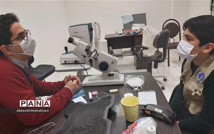 بهداشت چشم وکرونا
