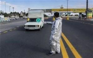 جریمه ۵۰۰ هزار تومانی ۹۲ خودرو در چهارمحال و بختیاری