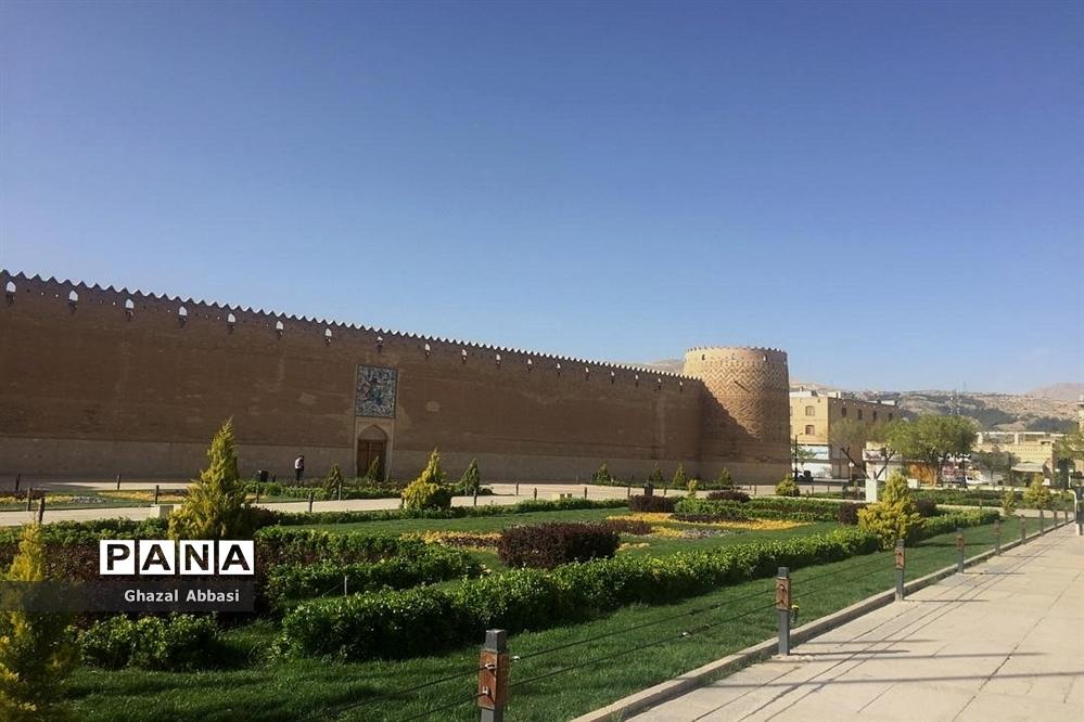 کرونا در شیراز