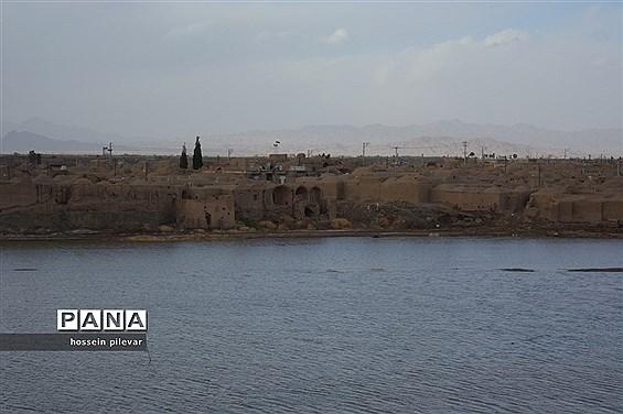 گواب شهرستان خوسف پر آب شد