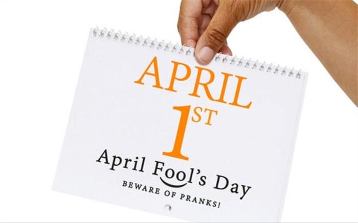 دروغ آوریل