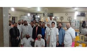 تهیه اقلام مصرفی از سوی هیاتیهای تهران برای بیماران کرونایی