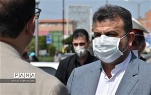 استاندار مازندران: قطع زنجیره انتقال کرونا با همکاری مردم امکانپذیر است